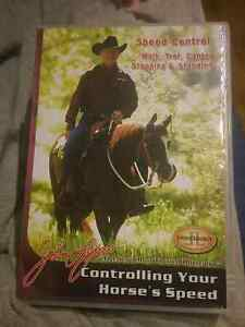 John Lyons horse training DVD Kyneton Macedon Ranges Preview