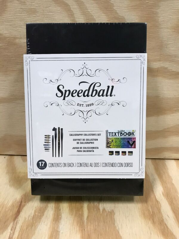 Speedball Calligraphy Collector