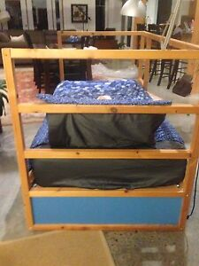 Single Bed with quality mattress