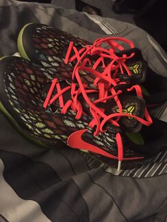 Kobe 8 Christmas! Perth CBD Perth City Preview