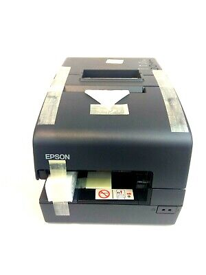 Epson Tm-h6000iv M253a Point Of Sale Thermal Printer W Powered Usb Port