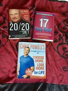 Hard Cover Weight Loss Books