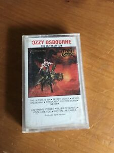 Ozzy - The Ultimate Sin