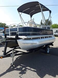 2013 Misty Harbor 1460 FS (Explorer Compact) with Trailer!