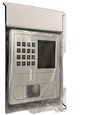 Fingerprint Attendance Machine Time Clock Employee Checking-in Reader Dc 5v Z9w1