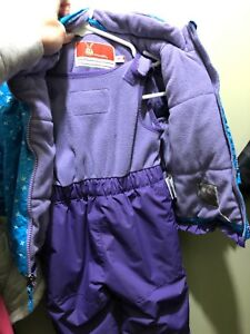 Size 18 month snow suit