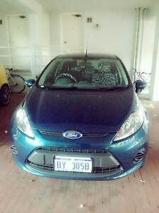 2012 Ford Fiesta Hatchback Crawley Nedlands Area Preview