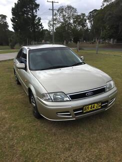 2002 Ford Laser LXi Windella Maitland Area Preview