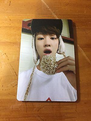 SEVENTEEN 3rd Mini Album Boom Boom The8 Type-B Photo Card Official K-POP(19*