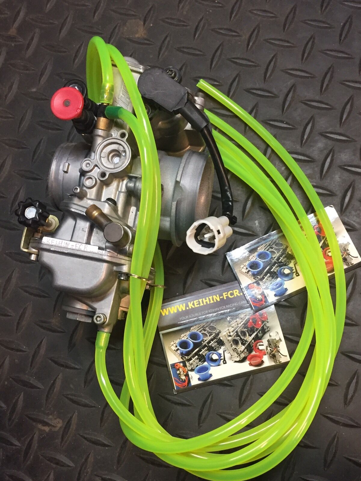 Honda CRF 450 450R Neon Yellow Carburetor Vent Line / CRF450 CRF450R  CRF450X   Shopping Bin - Search eBay faster