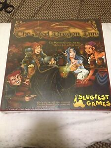 The Red Dragon Inn Slugfest games Sealed