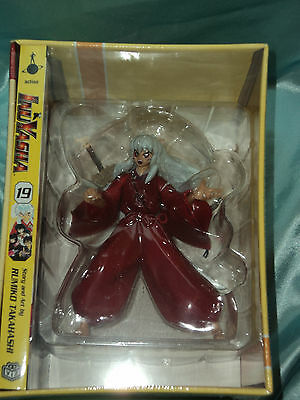Inuyasha Demon Boxed Set Exclusive Inuyasha figure & manga  *Brand New in Box*