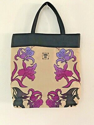 Anna Sui Singapore's 50th Celebration Limited Edition Bag With Serial Number for sale  Shipping to United States