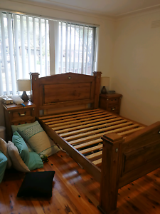Queen size bed Mount Lewis Bankstown Area Preview