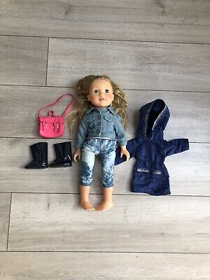 Design A friend Doll & Outfit