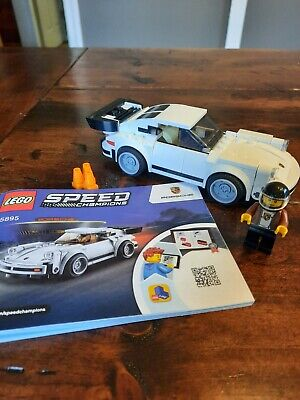 Lego Speed Champions 1974 Porsche 911 Turbo set 75895