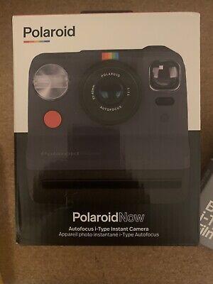 Polaroid Now i-Type Instant Camera Bundle (New Sealed) + Flim