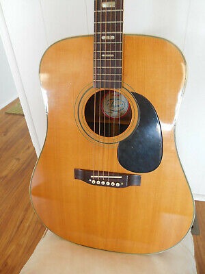 1973 Vintage Signet GF402 Acoustic Guitar Indian Rosewood Made in Japan
