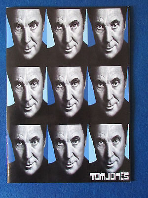 Tom Jones - Concert Tour Programme - 2003