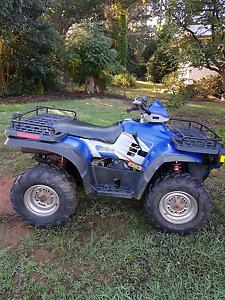 2002 Polaris 700cc 4x4 Quad V twin Ravensbourne Toowoomba Surrounds Preview