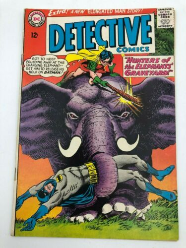 Detective Comics #333 (1964) DC Comic Book Batman & Robin
