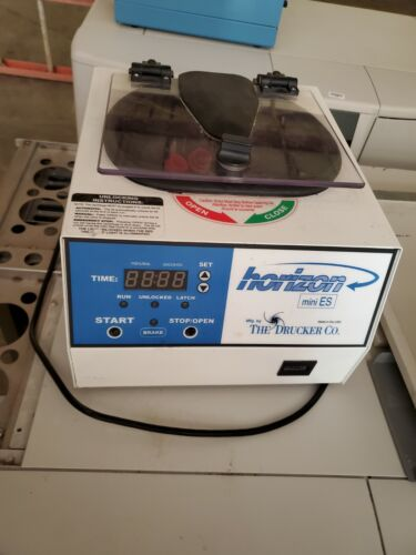 Drucker 642ES Horizon mini ES Lab Benchtop Centrifuge