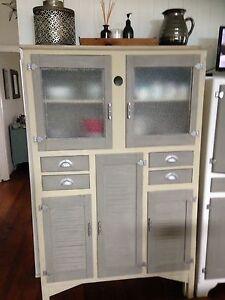 Vintage kitchen dresser Lutwyche Brisbane North East Preview