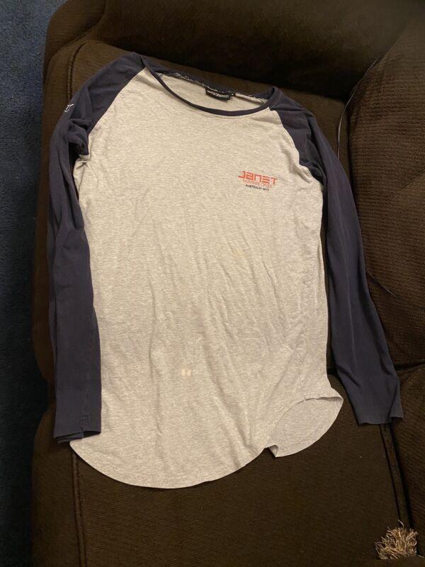 Janet Jackson 2011 Australia Tshirt Group Shirt