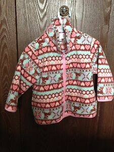 Girls fleece