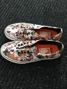 Barely Used Cat Vans