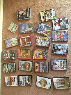 Assorted working pc games  Eden Hill Bassendean Area Preview
