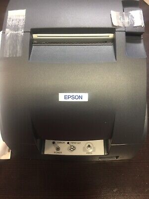 Epson TM-U220B Thermal Printer. Missing Cables But Otherwise New Condition, usado segunda mano  Embacar hacia Mexico