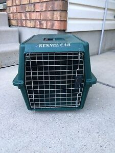 Kennel cab carrier
