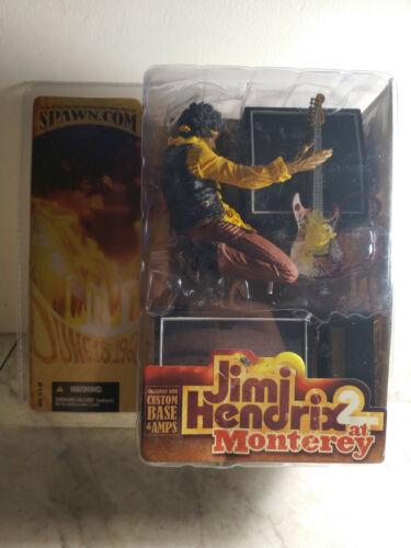 Jimmy Hendrix 2 at Monterey