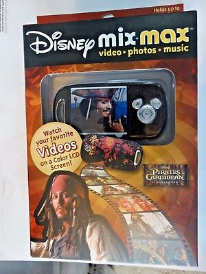 DISNEY MIX MATCH VIDEO PHOTOS MUSIC  WATCH YOUR FAVORITE VIDEOS ON A COLOR LCD (512 Mb Mp3 Watch)