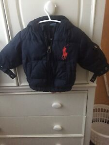 Manteau printemps hiver  Polo Ralph Lauren