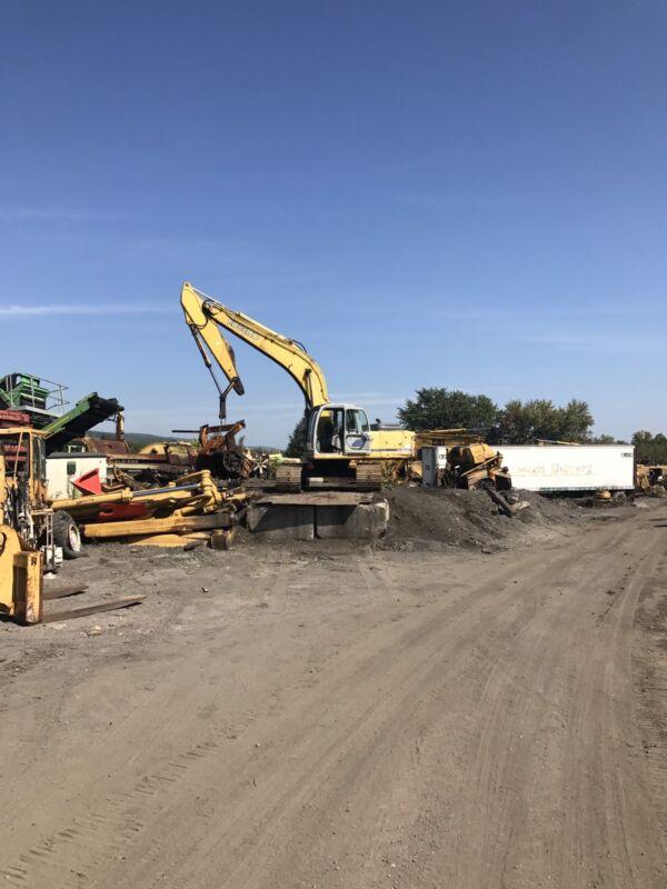 Kobelco Sk250lc Excavator