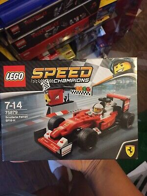 lego speed champions Scuderia Ferrari 75879 New