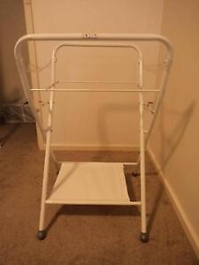 Baby Bath Stand, Changing Table and Bouncer Glen Huntly Glen Eira Area Preview