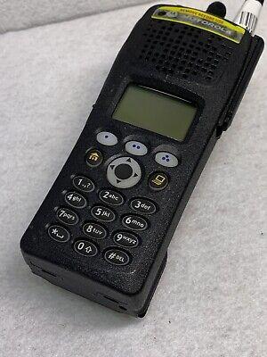 Motorola Xts2500 Model Iii Fpp Uhf 380-470 R1 Aes256 - Military Radio C3