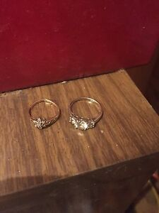 2 rings for sale!!