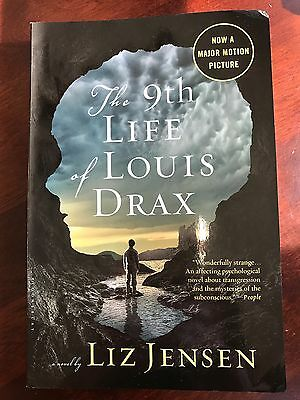The Ninth Life of Louis Drax by Liz Jensen (Paperback) 2016 FREE
