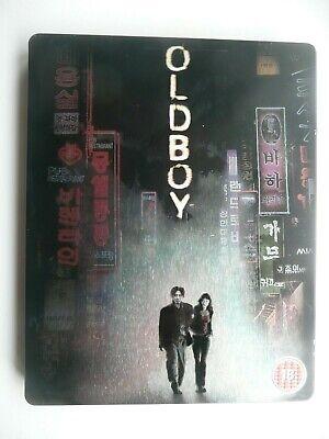 Oldboy (Blu-ray, 2013)  Park Chan-Wook, STEELBOOK