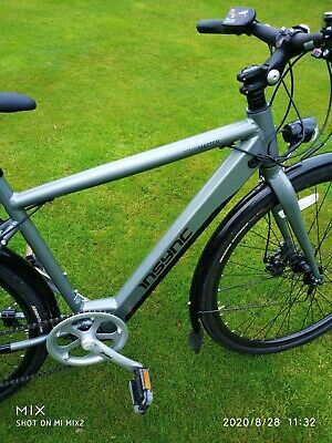 ew Electric Bike Insync Townmaster