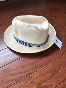 Boys sun hat size 4-7 , With tags!