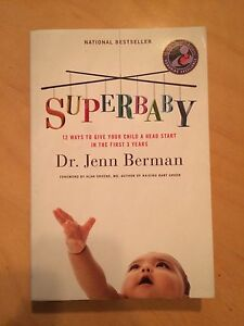 Superbaby parenting book