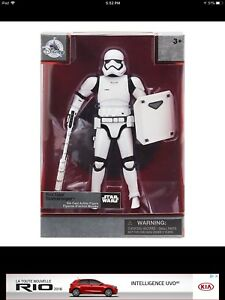 "Disney Star Wars 6"" Die Cast Action Figure"