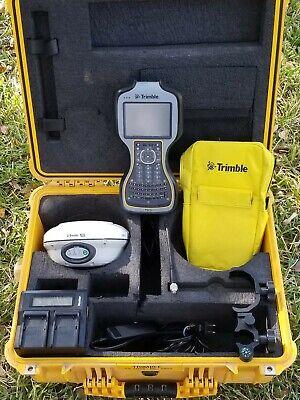 Trimble R8 Model 3 Gps Glonass Rtk Rover Receiver Kit W Tsc3 Data Collector