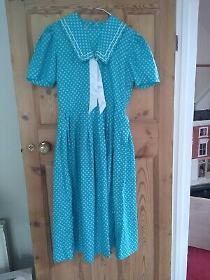Laura ashley vintage dress size 12