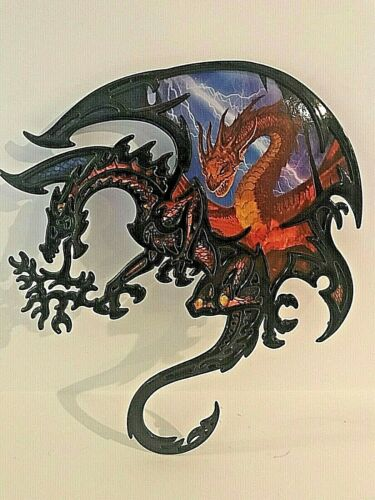 """Bradford Exchange Dragons Fury Collection """"Forged in Fire"""" A1819"""